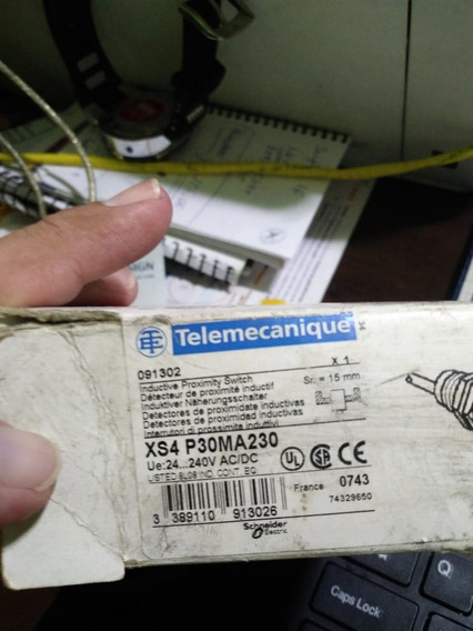 Sensor Telemecanique Xs4p30ma230