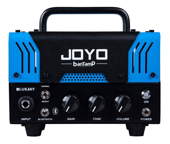 Amplificador Cabeçote Head Pre Valvulado Joyo Bluejay Fender
