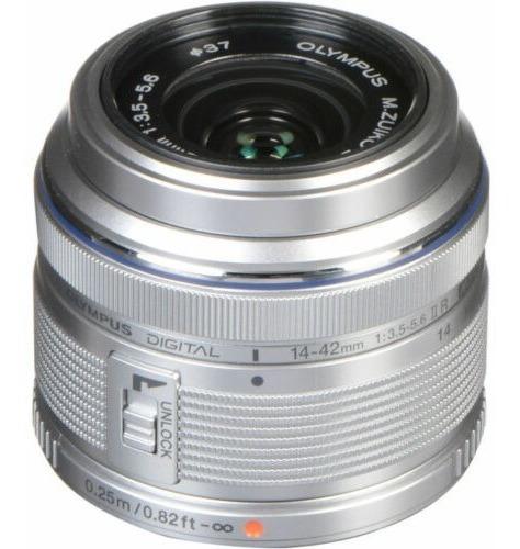 Lente Olympus M. Zuiko 14-42mm F3.5-5.6 Ii R