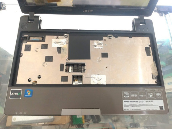 Carcaça Acer Aspire One 721-3070