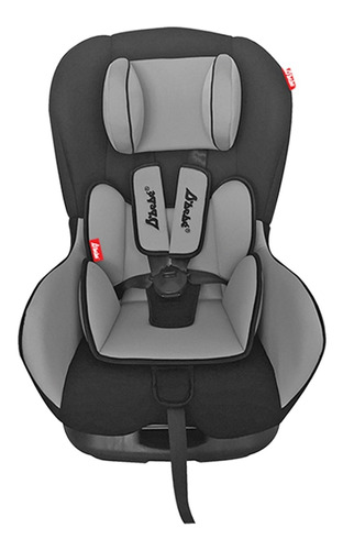 Imagen 1 de 1 de Autoasiento para carro D'bebé Confort gris