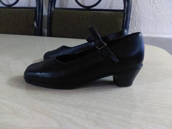 Zapato Para Danza Folclórica Para Niña