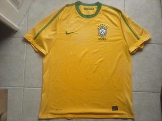 Camisa Brasil Seleção Brasileira Nike