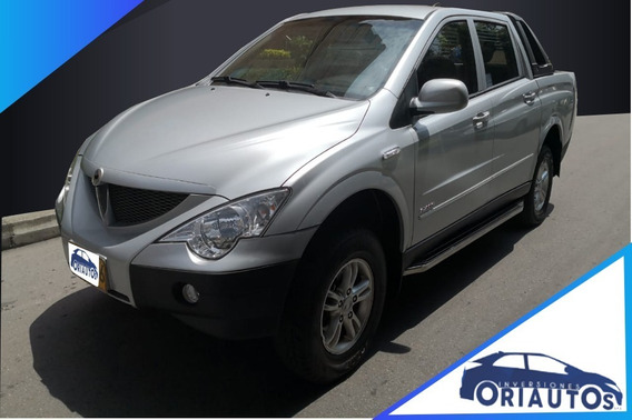 Ssangyong Actyon Sport 2.0 Fe