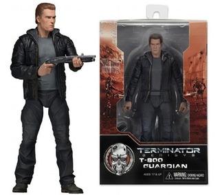 Figura Terminator Genesys T-800 Guardian - Neca