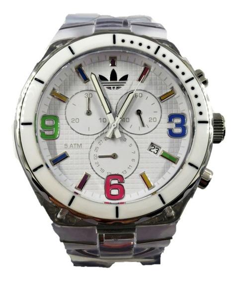 Relógio adidas Originals Cambridge Incolor (25% Off)