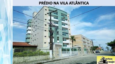 Apartamento Com 02 Dormitório - Lado Praia