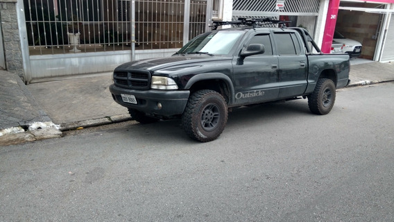 Dodge Dakota Cabine Dupla 4.9