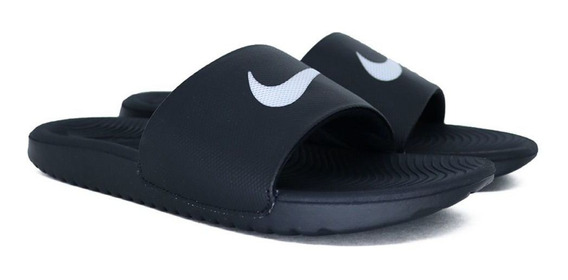 Chinelo Nike Kawa Slide Preto