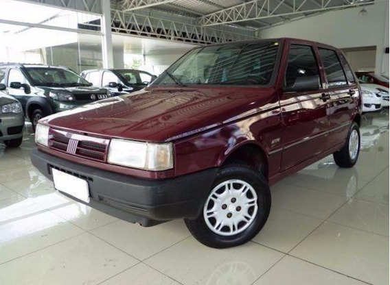 Fiat Uno 1.0 Ie Mille Ep 8v Gasolina 4p Manual Ano 1996
