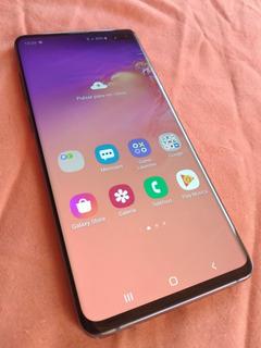 Samsung S10 Plus Duos 512 Gb Ceramic Black