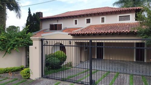 Parque Dos Príncipes - Ótima Casa Com 3 Suites À Venda  - São Paulo/sp - Ca0220