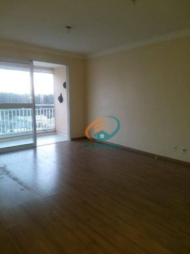 Imagem 1 de 20 de Apartamento Com 3 Dormitórios À Venda, 86 M² Por R$ 615.000,00 - Parque Maria Luiza - São Paulo/sp - Ap3773