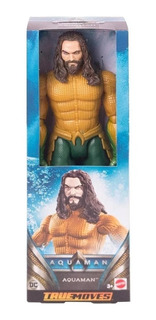 Aquaman 30cm Mattel Original