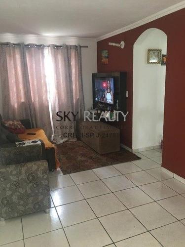 Apartamentos - Jardim Sao Bernardo - Ref: 13966 - V-13966