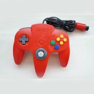 N64 Juego De Mando Con Cable