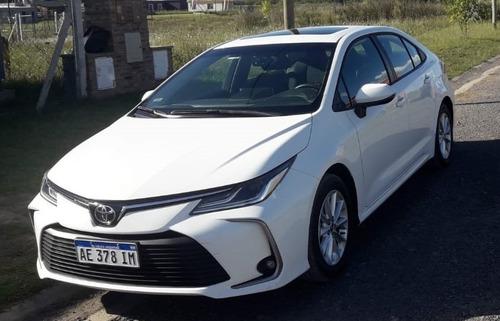 Toyota Corolla Xei M/t 2020