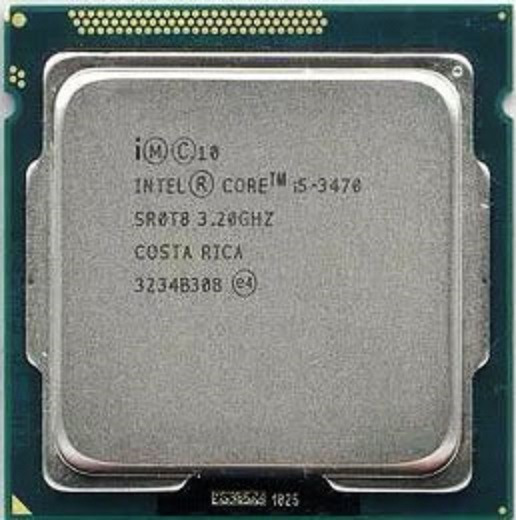 Processador Intel I5-3570 Quad-core 3.4 Ghz(cm8063701093103)
