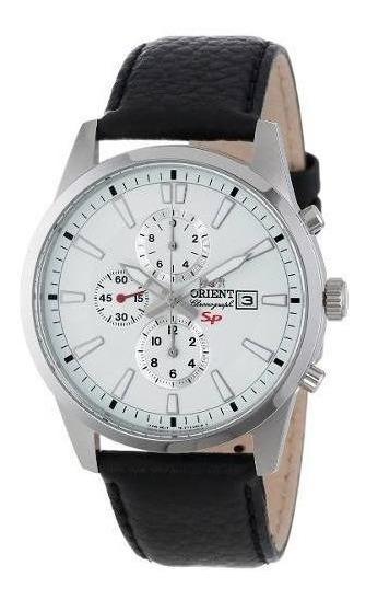 Reloj Orient Hombre Negro Ftt12005w