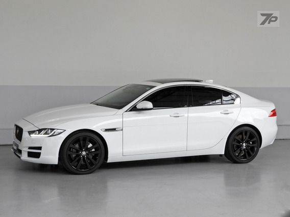 Jaguar Xe Pure Tech 2.0 Turbocharged 240cv Automático