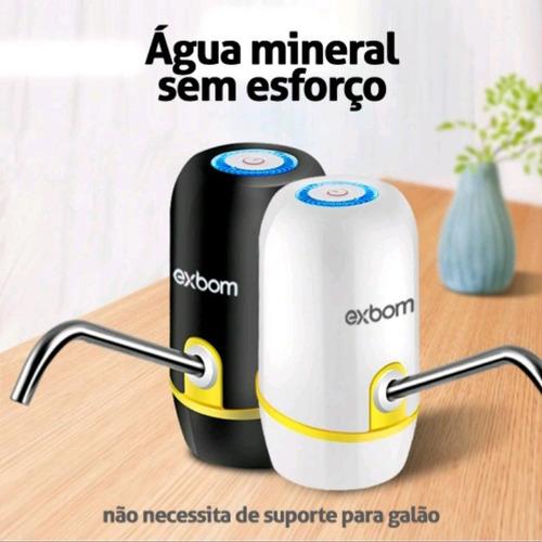 Imagem 1 de 1 de Bomba Elétrica De Água Filtro Bebedouro Garrafão Galão Litro