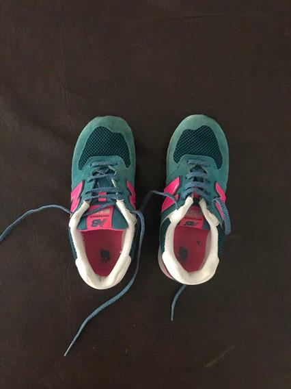 Zapatillas New Balance Niña #32