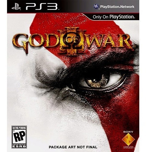God Of War 3 Ps3 Midia Digital - Via Pendrive