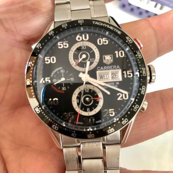 Relógio Tag Heuer 43 Mm Cv2a10