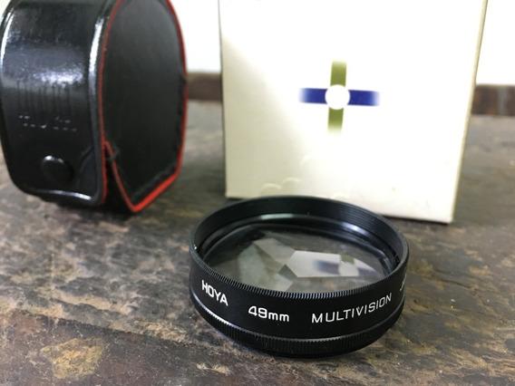 Filtro Fotogáfico Hoya Multivision 3f - 49mm