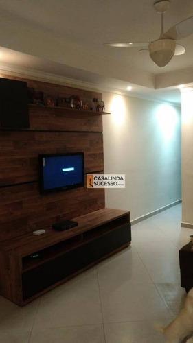 Sobrado Com 3 Dormitórios À Venda, 120 M² Por R$ 680.000,00 - Jardim Nossa Senhora Do Carmo - São Paulo/sp - So0447