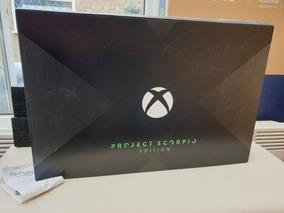 Xbox One X Project Scorpio Edition 1tb Collectors Edition