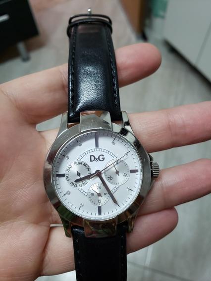 Relógio Dolce Gabbana Couro Original