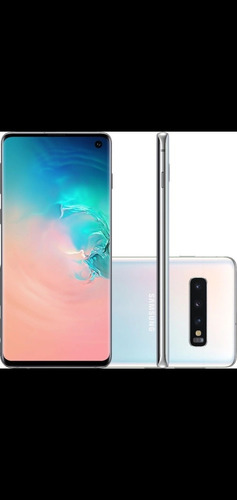 Smartphone Samsung Galaxy S10 128gb Dual Chip Android Tela 6