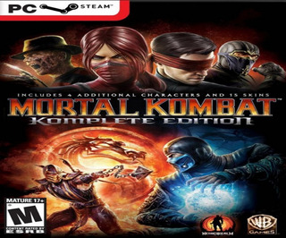 Mortal Kombat 9 Juego Pc Digital Torrbian Games