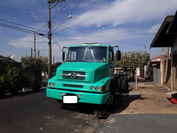 Mb 1620 Ano 99 No Chassi