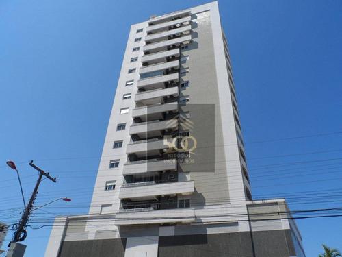 Apartamento Com 2 Dormitórios ( Sendo 1 Com Suíte ) Pagani - Palhoça - Ap1998