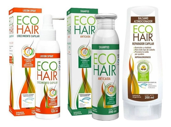 Combo Eco Hair Tratamiento Completo