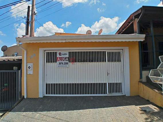 Casa Para Aluguel Em Nova Vinhedo - Ca006050