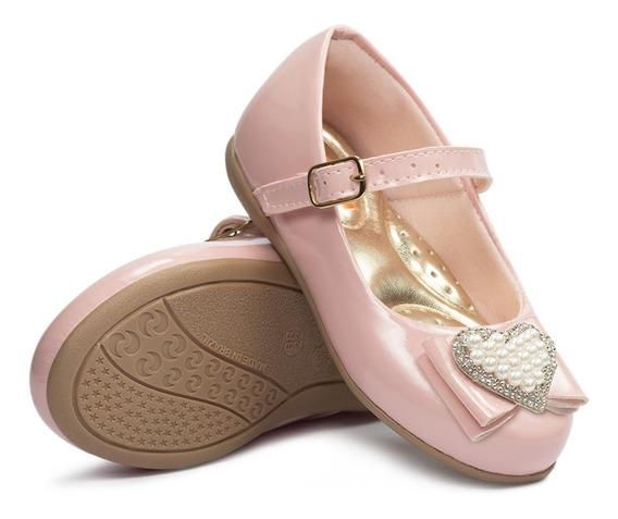 Sapatilha Feminina Infantil Boneca Sapato Menina Barato 05