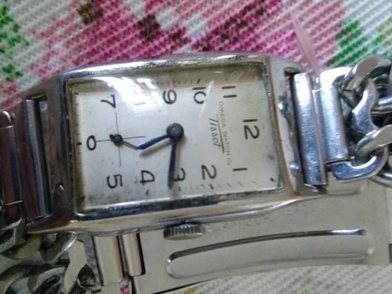 Relógio Tissot Omega Watch & Co Anos 30 Aço Cal 20 Anos 30