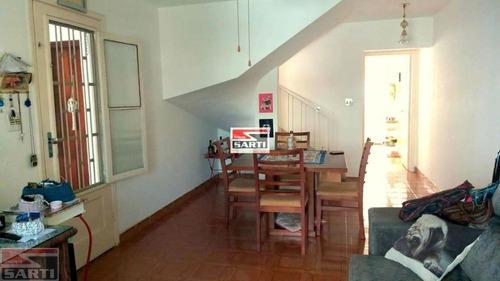 Imagem 1 de 15 de Sobrado ,  03 Amplos Dormitórios, R$ 630.000,00 - St16069
