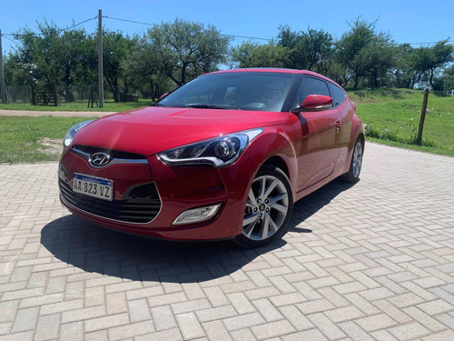 Hyundai Veloster 1.6 6at 130cv 2017