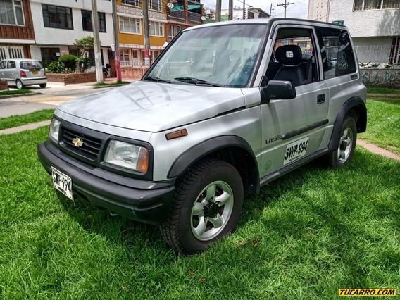 Chevrolet Vitara 1.6 Mecanica 3 Pts 4x4 A.a.