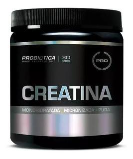 Creatina Pura Monohidratada 100g - Probiótica - Original