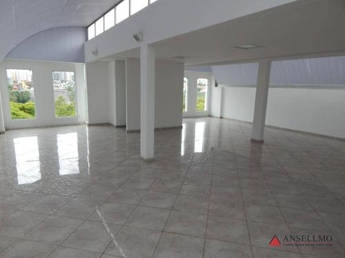 Imagem 1 de 17 de Sala Para Alugar, 120 M² Por R$ 4.000,00/mês - Nova Petrópolis - São Bernardo Do Campo/sp - Sa0504