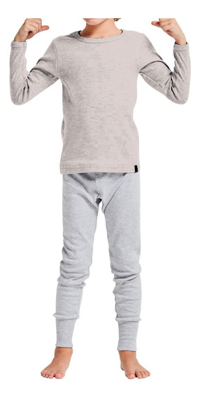 Camiseta Stylo Niño Informal Básico - Art 4s12340 - Térmico
