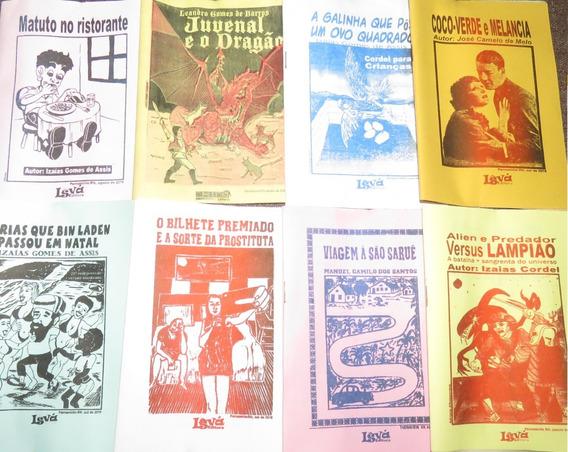 Literatura De Cordel - Lote De 1000 Folhetos (frete Grátis)