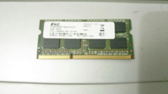Memoria Para Notebook Ddr3 Pc3 - 10600s Smart