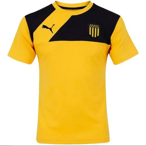 Camiseta Puma Penãrol Treino Masculina - Original