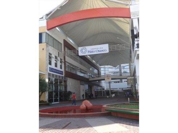 Sala Comercial A Locação Em Osasco, Vila Yara, 1 Banheiro, 1 Vaga - 4542